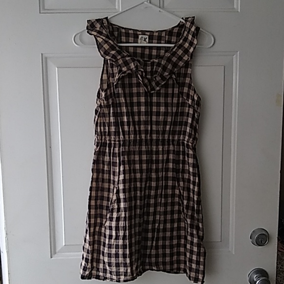 Anthropologie Dresses & Skirts - Anthropologie plaid dress